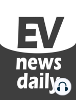 03 Nov 2018   Earn Money From EVs, Tesla Stores Scottish Tidal Power and Jaguar Explains I-PACE Battery Tech