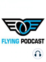 Episode 50 - Duncan Armstrong - Our flying experiences
