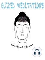 Guided Meditation – Mental Responses and Reactions