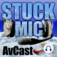 SMAC179 A Podcasting First Reporting From The Air and On The Ground From A NASA Rocket Launch: Have you ever watched a NASA rocket launch? Would you like to go behind the scenes, meet aeronautics scientists, and even an astronaut? Welcome to a special edition of the Stuck Mic AvCast. Victoria's friend put a link on her Facebook page inviting her...