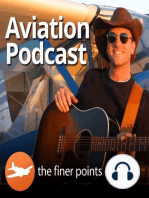 The Great Lazy Eight - Aviation Podcast #98