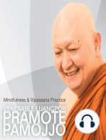 Awareness Must be Present in Sitting Meditation - Ajahn Prasan 8 Dec 17 B (enpsn171208B)