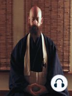 Approaching Meditation as Training - Tuesday April 23, 2013