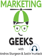 The Marketing Geeks Holiday Special - The Best of 2018 in Marketing, Movies, & All Media...