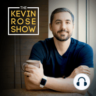 """Robin Dreeke - the code of trust: Kevin speaks with FBI counterintelligence agent and author of """"The Code of Trust"""", Robin Dreeke. You'll learn how to build and maintain trust, icebreakers for a party,  the power of establishing a time constraint, the third-party reference technique, and many other trust-building skills."""