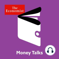 """Money talks: Banking bad: Deutsche Bank plans to create a new division, a """"bad bank"""", which will hold tens of billions of euros of assets as part of an overhaul of it is operations. Will the remaining firm become profitable enough to satisfy regulators and investors? And the gr..."""