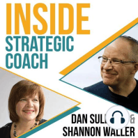 For True Entrepreneurial Freedom, You Have To Be The Buyer: When you're the buyer of your own experiences, your whole life simplifies. It's a mindset that puts you in charge instead of the world. Join Dan Sullivan and Shannon Waller for their discussion about intentional entrepreneurship,