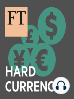 Haven currencies, who's selling the euro and the Australian dollar