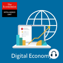 Digital Economy: The digitisation of finance: The second episode of The EIU Digital Economy podcast examines the impact of digital technology on the financial services industry. Host Pete Swabey is joined by Greg Baxter, chief digital officer at US insurance company MetLife, and Tejal Mody, head o...