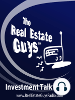 Ask The Guys - Infinite Returns, Gold, Cap Rates, and Cash Flow