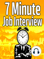 7MIN058 – Memorizing Job Interview Answers to Questions – Job Interview Preparation