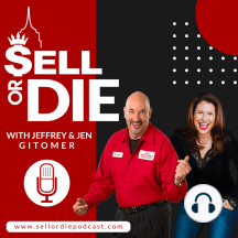 Prospecting Expert Jeb Blount on Sales EQ: This is a Sell or Die classic episode. Maybe you missed it the first time around. If you didn't, listen again. Repetition is the mother of mastery. Original Release Date: May 18th, 2017 Jeb Blount is the author of Fanatical Prospecting and has devoted...