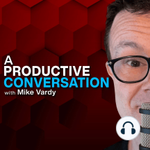 Shaping a Great Year with David Delp: In this conversation with David Delp of Pilot Fire, Mike and David discuss what it takes to make a great year, how understanding and acknowledging roles can be a real boon to productivity, what goals actually mean, and much more.