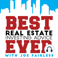 JF1701: We Sold Another Deal! Lessons Learned From Taking Another Deal Full Cycle with Frank and Joe: Frank has been on before, both to share his Best Ever Advice, and also to discuss another deal that Ashcroft (Joe and Frank's apartment syndication company) took full cycle. We'll hear why they bought the property at a time most investors were not...