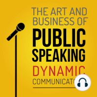 Episode 031 How to Handle Criticism: How to Handle Criticism Thanks for tuning in to the Art and Business of Public Speaking! In Episode 031Ken DavisandBrian Scheer weigh in on one of the hardest things public figures deal with on a daily basis – how to handle criticism.