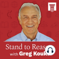 How Do You Balance Being a Light and Sharing the Truth?: Greg answers a question about balancing being a light and sharing the truth, then he takes calls on original sin, apathetic people, the retroactive effects of the cross, talking to Mormons, and angels.