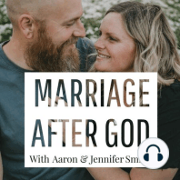 Are you a liar in your marriage?: Lying is one of those things that can easily get overlooked, although it affects marriage in big ways. In this episode of Marriage After God we discuss the impact of lying, what scripture says about it, we share personal examples of small lies in our marriage, and we challenge husbands and wives to evaluate whether they are liars or walking in integrity. Lying, both big lies and little lies, causes disunity and distrust in marriage. A marriage after God, a husband and wife after God, are people of light and integrity, pursuing and cultivating truth in everything they do.  -- 31-Day Marriage Prayer Challenge: https://shop.marriageaftergod.com/products/thirty-one-prayers-bundle  The Unveiled Wife Book:  https://shop.marriageaftergod.com/collections/devotionals/products/the-unveiled-wife-embracing-intimacy-with-god-and-your-husband-by-jennifer-smith  I Love My Wife Shirt: https://shop.marriageaftergod.com/collections/apparel/products/i-love-my-wife  --  F