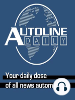 AD #2455 – Volvo S60/V60 Impressions, NHTSA OKs Adaptive Beam Headlights, Rinspeed Shows Off microSNAP