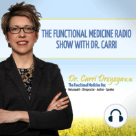 Heart Health Tips with Dr. Joel Kahn: In this episode of The Functional Medicine Radio Show, Dr. Carri's special guest Dr. Joel Kahn talks about heart health tips and how to never die of heart disease. Dr. Kahn is a Professor of Medicine and is known as America's Healthy Heart Doc.