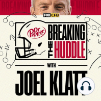 11/2/17 - Notre Dame, Alabama & College Football Playoff reaction: Joel Klatt reacts to the College Football Playoff rankings and gives his own top 6 breakdown. Klatt discusses Georgia vs. Alabama, why he loves the Buckeyes and Baker Mayfield. Plus, Matt Leinart is here to give his Top 5 in the Heisman Trophy race.