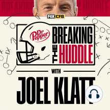 9/28/17 - Alabama's dominance + Michigan improves + Leinart's Heisman race: Joel Klatt reveals his updated Top 10, while taking on his biggest haters on Twitter. Joel dives into why he is buying Georgia, some red flags with the Washington Huskies, Michigan's improvement vs. Purdue, TCU potentially going undefeated, USC and their