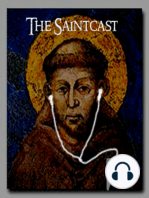 SaintCast Episode #50, Old Testament Saints, saints covered in purple, anniversary of JPII's death, audio feedback 312.235.2278