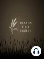 12/09/2012 - The Doctrine of Bibliology - I. Revelation