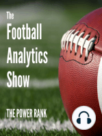 Gill Alexander on football analytics in the modern media age