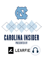 Jones and Adam have your Carolina/Syracuse recap and assistant coach Steve Robinson joins the pod to talk Tar Heel hoops.