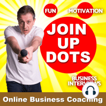 355: Joshua Cartwright: Finding The Knowing In All Of Us: Today guest on Join Up Dots is an author who has written several books looking at the way that we operate in the realms of personal development. Winning many raving fans, who lap up his easy conversational style, he breaks down the kind of issues that...