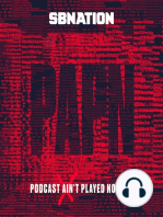 PODCAST AIN'T PLAYED NOBODY XIX