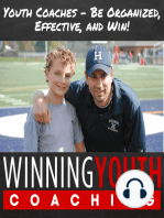 WYC 020 Youth Baseball – Dave Westwood from 'New and Noteworthy Podcast' – talks Leadership and Having a Plan