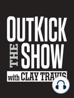 Outkick the Show - 5/21/19 - Warriors dominate, NBA ratings tank without LeBron, ESPN prez disavows WokeCenter, Nashville church shooting, Schwarber Wrigley ban?, Arnold dropkick