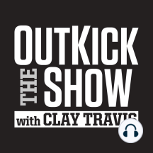 Outkick The Show - 4/14/17 - Aaron Hernandez Not Guilty | Marshawn Lynch to Raiders | Carmelo & Knicks Done: Clay is live reacting to the breaking news that Aaron Hernandez was found not guilty in his double-murder case. Clay breaks down the trial from the legal perspective and explains how the verdict could complicate his first conviction if he is successful i
