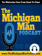 The Michigan Man Podcast - Episode 437 - Spring Football News with beat writer Aaron McMann from MLive