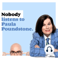 Nobody Listens to Paula Poundstone Ep 16: Paula's Halloween Spooktacular: We go all-out on our Halloween special! First, Paula shares her own scaaaary Halloween experiences (getting ripped off by her siblings), and then we explore our listeners' traditions.We summon pumpkin patch proprietor Lilly Cabrera to talk about the cutth