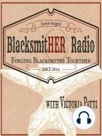 "Episode #53 – Stuart Geisler ""A Suit and Tie in Blacksmithing?"""