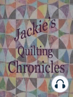 Jackie's Quilting Chronicles Episode 28