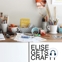 RERUN: making time to make: elise chats with artist, Emily Jeffords, about the importance of creative time and fueling your art. this episode originally ran in the fall of 2014 and shownotes can be found at elisejoy.com/podcastshownotes34