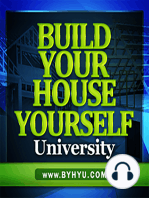 Test your home building knowledge with this SEMESTER EXAM—BYHYU 020