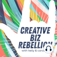 Episode 23 - Paige Poppe - Getting Involved in the Local Scene: Alright Rebels, we know that Spring and Summer markets and shows are coming up fast and we want you to be ready to represent your brand in person so we asked Paige Poppe to come on the show and talk all about getting involved in your local scene!...
