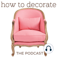 Ep. 95: designer Matthew Carter: We cover so much today with our guest, interior designer Matthew Carter, that it's an episode you don't want to miss! From brown furniture to bookshelves to investing in great pieces and so much more, Matthew offers us down-to-earth advice about...