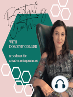 014 - Meredith Piper Art on Having a Studio Retail Space with High Foot Traffic, Creating a Signature Art Form of Encased Weavings, & Painting Live at Events