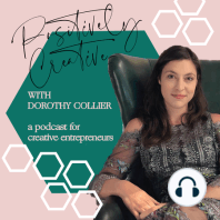 004 - Kat Gordon of Muddy's Bake Shop on Building Community in Your Business & More: Today on Positively Creative Dorothy chats with Kat Gordon, owner of Muddy's Bake Shop in Memphis, Tennessee.  She takes us behind the scenes of the 50+ employee, tri-location bakery business from Mud Lab, the test kitchen club which has a...