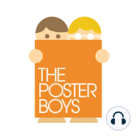 42: Movie Posters of the 80's - Part 1: This summer, The Poster Boys take an extended trip back to the movie theatre lightboxes and video stores of their childhoods, and survey the Movie Posters of the 80's in a two-part spectacular. In Part I, designers Brandon Schaefer and Sam Smith comment