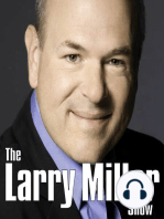 Martini 101 With Larry Miller (Rebroadcast)
