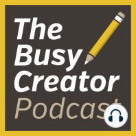 The Busy Creator 33, Creative Career Q&A w/guest Lisa Cummings: Lisa Cummings (@LisaCummings) is a corporate consultant and trainer, and host of the Careers Q&A Podcast on PinchYourselfCareers.com. She offers insight and advice to job seekers and people at all stages of their careers, answering questions about office