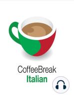 CBI 1-18   Asking for directions in Italian