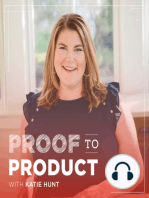 033 | Samantha Barsky, Noteify on sourcing new manufacturing partners, leveraging passive income streams, and starting small when branching into new products