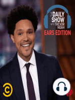 The Midterms Bring Out Celebs, Early Voters and Holograms | John Kasich & Cory Booker